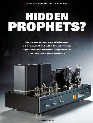 HIDDEN PROPHETS?