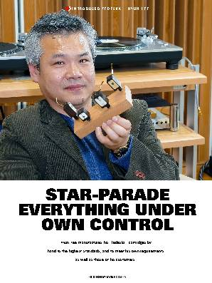 STAR-PARADE  EVERYTHING UNDER  OWN CONTROL