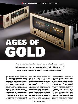 AGES OF GOLD