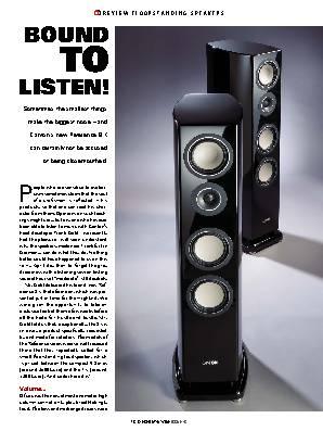 BOUND TO LISTEN