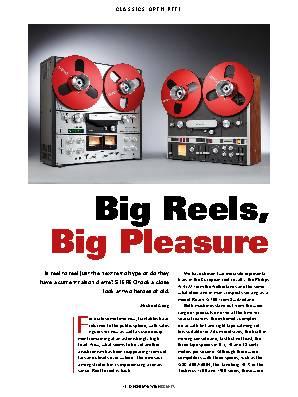 Big Reels, Big Pleasure