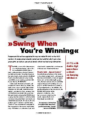 »Swing When You`re Winning«