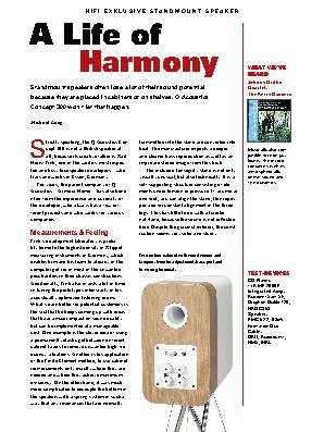 A Life of Harmony