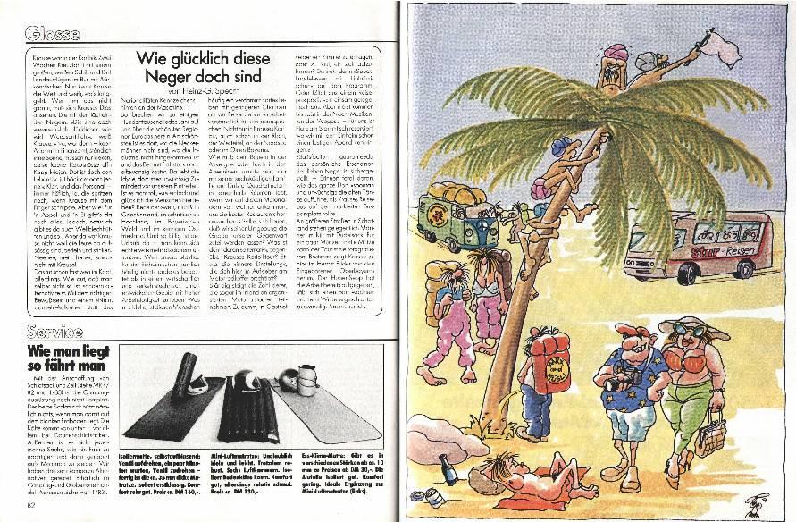 Glosse - Cartoon