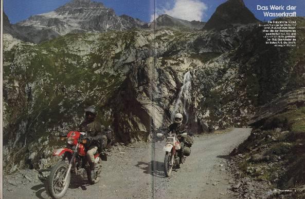 Col De Parpaillon-Sommeiller