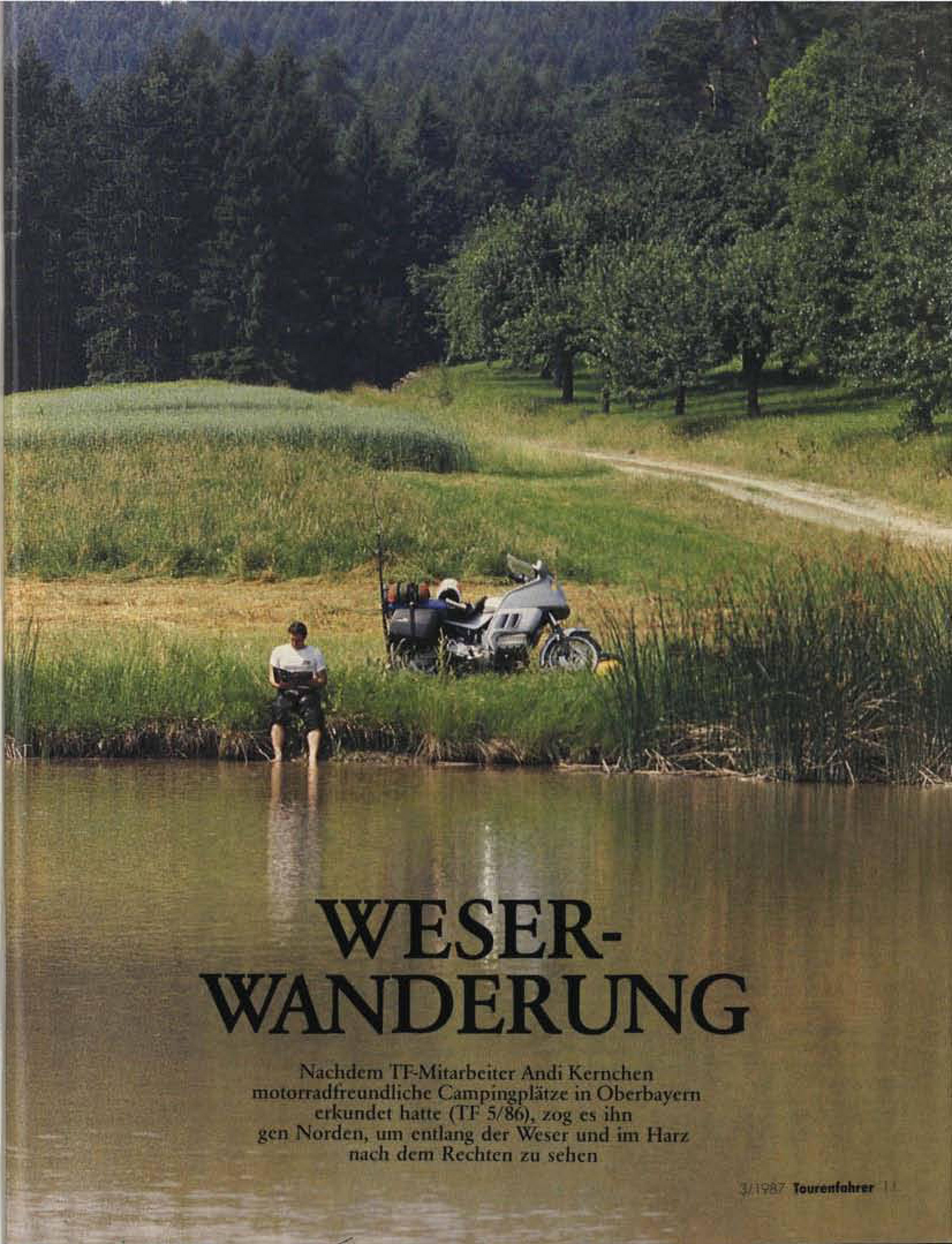Weserbergland und Harz