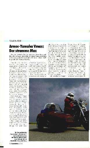Armee-Yamaha Vmax: