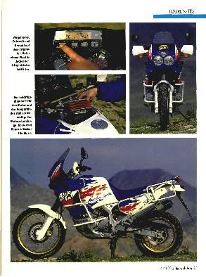 Honda XRV 750 '93