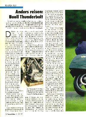 Buell Thunderbolt