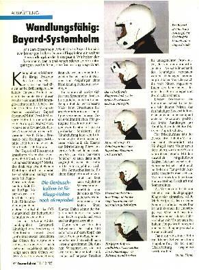 Bayard-Systemhelm