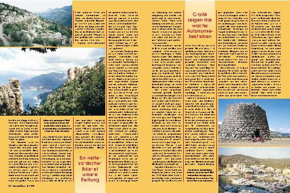 Korsika-Sardinien