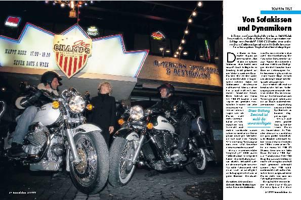 Moto Guzzi California Special/Honda VT 1100 C3