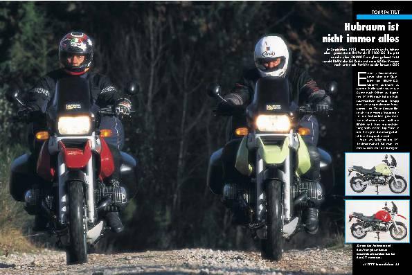 BMW R 850 GS/BMW R 1100 GS