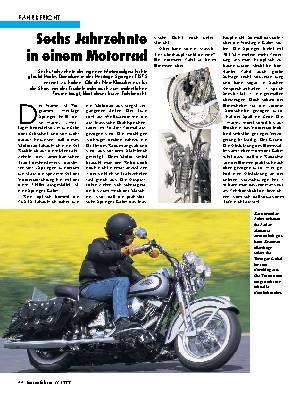 Harley-Davidson Heritage Springer FLSTS