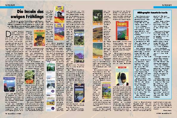 Die Inseln des ewigen Frühlings / Bücher