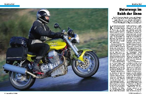 Moto Guzzi VI1 Sport