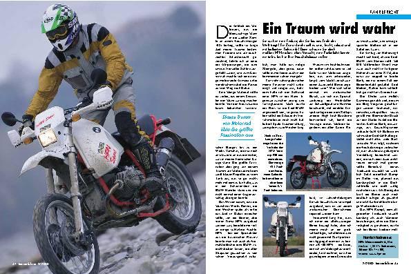 BMW GS in HPN Sport