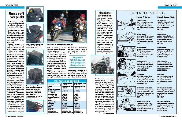 Honda X-Eleven/Triumph Speed Triple