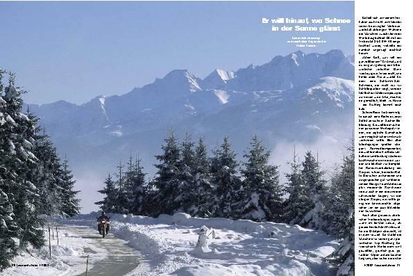 Wintersport /Alpen