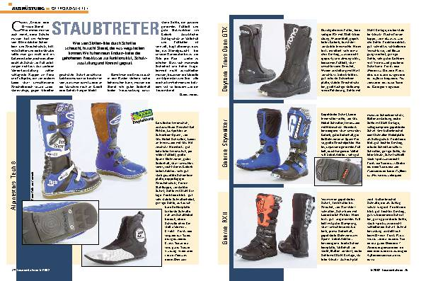 Offroad- Stiefel