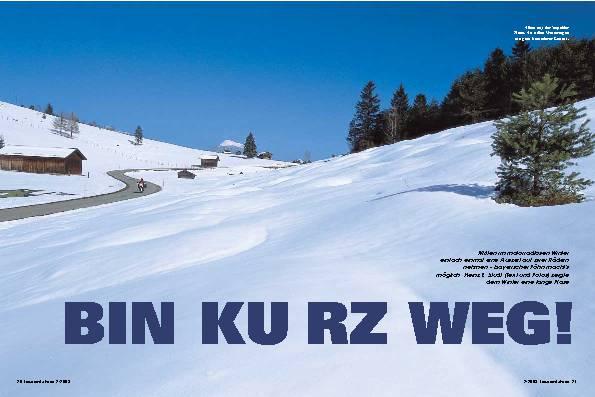Nord- Alpen
