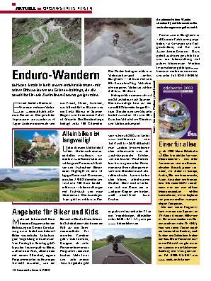 Enduro-Wandern