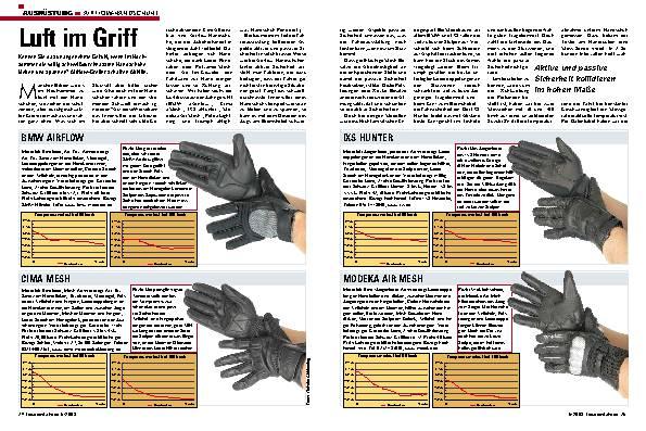 Airflow- Handschuhe