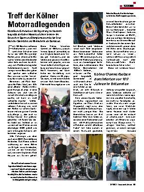 Treff der Kölner Motorradlegenden