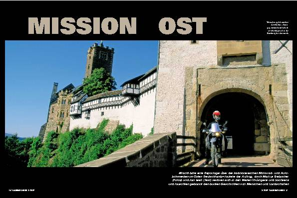 Mission Ost