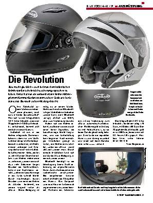 Bluetooth-Helm