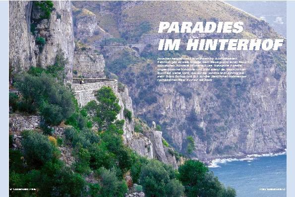 Paradies im Hinterhof