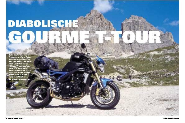 Diabolische Gourmet-Tour