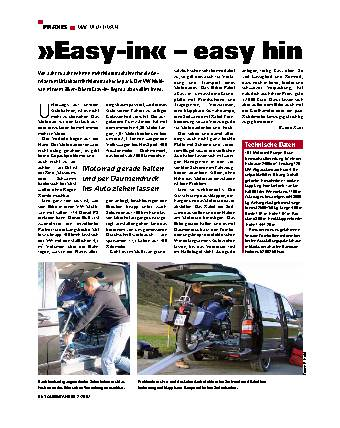 »Easy-in« – easy hin