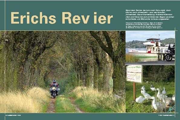 Erichs Revier