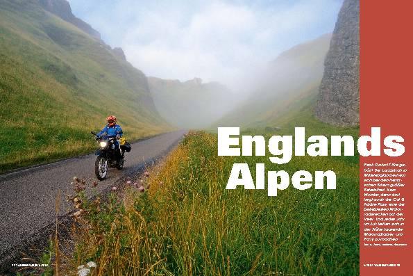 Englands Alpen