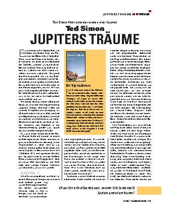 Ted Simon »Jupiters Träume«