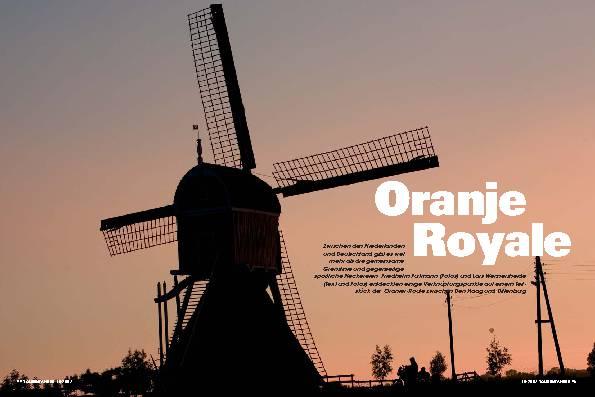 Oranje Royale