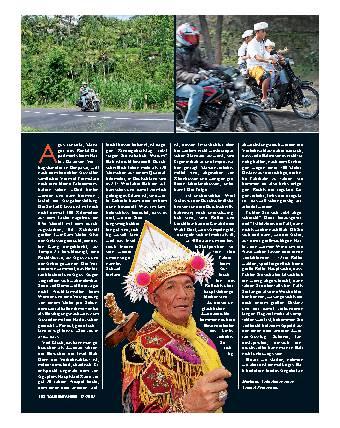 Bali mit der Harley
