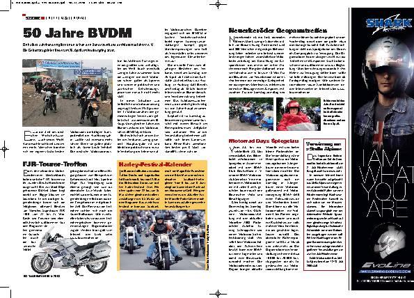50 Jahre BVDM