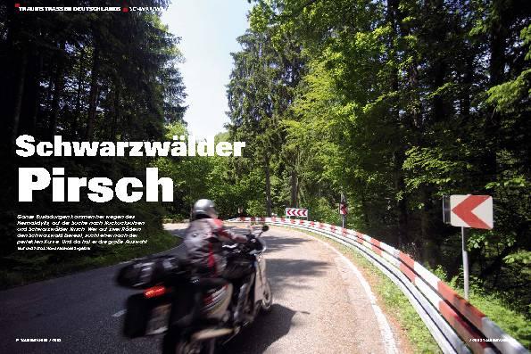 Schwarzwälder Pirsch