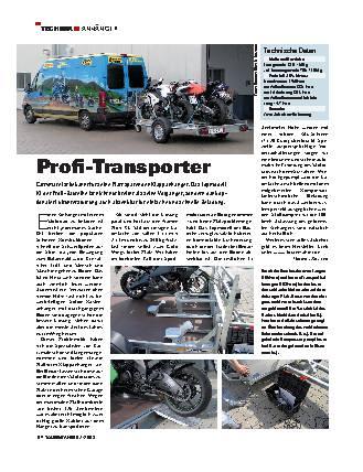 Profi-Transporter