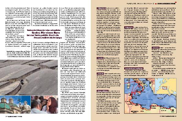 Rund ums Mittelmeer Teil 2