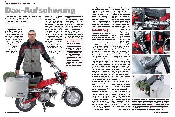 Leser-Bike - Honda DAX ST 50