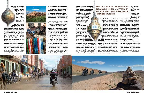 Die wunderbare Vielfalt - Marokko
