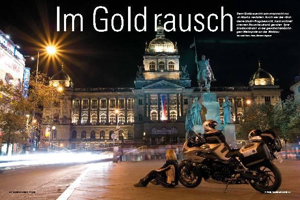 Prag - Im Gold rausch