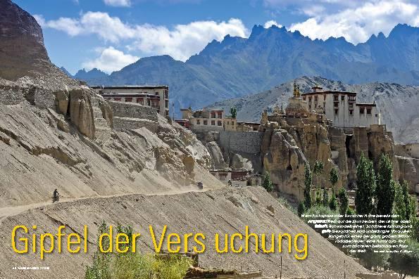 Himalaya - Gipfel der Versuchung
