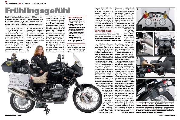 Leserbike - Moto Guzzi Quota 1100 ES
