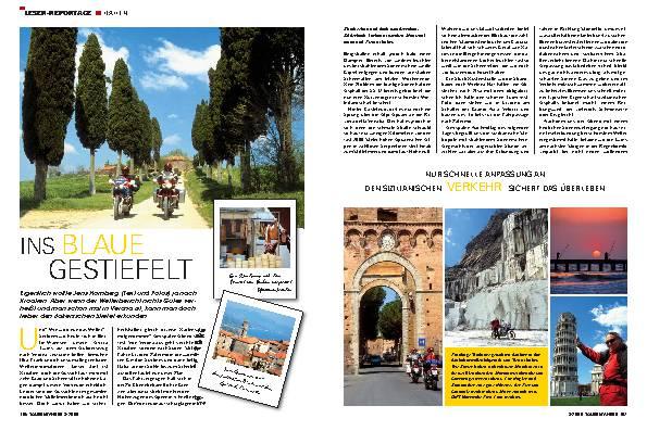 Leser-Reportage Italien