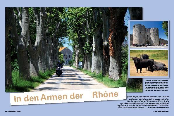In den Armen der Rhône