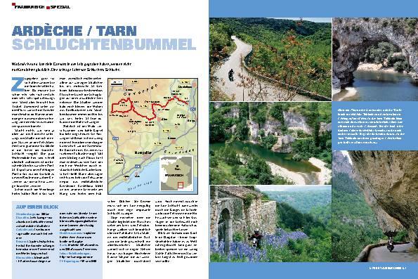 Frankreich Spezial - Die sechs schönsten Frankreich-Touren